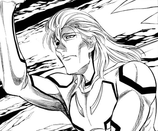 Mikage Tsukuyomi Manga