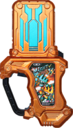 KREA-Mighty Brothers XX Gashat