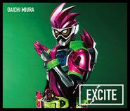 Excite (Toy B version)