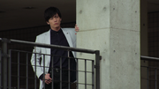 Kuroto witnessing