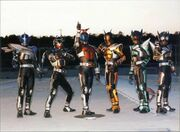 Rider Forms
