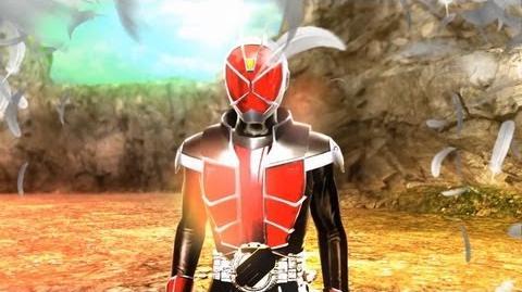 Kamen Rider Battride War commercial