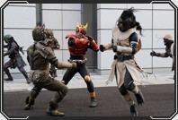 Kamen Rider Decade Episode 03