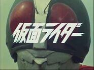 Kamen Rider Opening 3