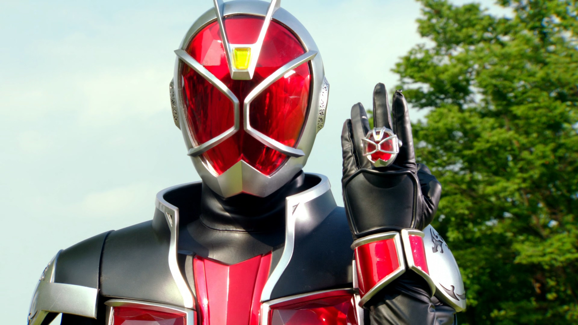 The Ringed Magician | Kamen Rider Wiki | FANDOM powered by ...