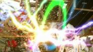 GOD Omega Drive Punch