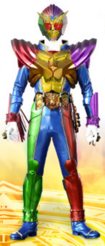 File:Kamen rider beast amazon hyper form by 99trev-d9z0165.png