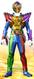 Kamen rider beast amazon hyper form by 99trev-d9z0165