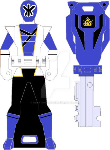 File:Super shinken blue ranger key by signaturefox2013-d8g3jnd.png
