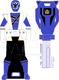 Super shinken blue ranger key by signaturefox2013-d8g3jnd