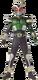 Kamen rider agito quake form by 99trev-da0noz6