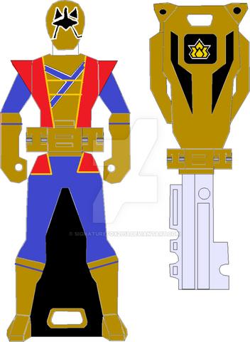 File:Hyper shinken gold ranger key by signaturefox2013-d8ga9as.png