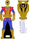 Hyper shinken gold ranger key by signaturefox2013-d8ga9as