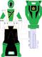 Super shinken green ranger key by signaturefox2013-d8g3mpd