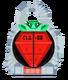 Lockseed ichigo energy by dandysaurus-d7ogiss