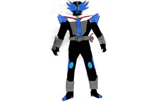 File:Kamen rider hyper drake by mastvid.jpg