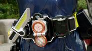 Sengoku Driver Genesis Core