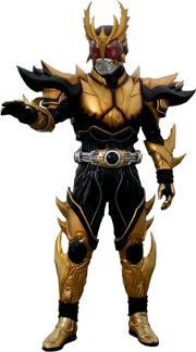 Kamen Rider Kuuga Rising Ultimate Form