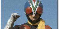 Unnamed Masked Rider Warrior 2