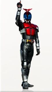 Kamen Rider Kabuto (World of Kabuto)