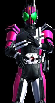 Battride Wars Kamen Rider Decade