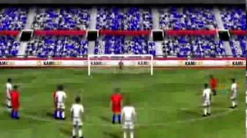 Kamicat Football 2014 - Penalty Shots