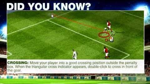 Kamicat Football 2014 - Crossing and Header