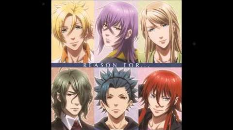 Kamigami no Asobi Ending Theme (REASON FOR)