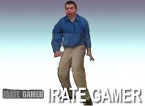 Irate Gamer