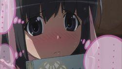 Shiori under pressure