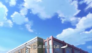 Dollrollhall