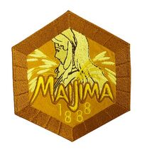 Maijima Private High School Patch