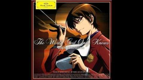 The World God Only Knows OST 01 - Koi ~ Kuchizuke Made no Kyori (Main Theme)