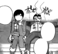 Chihiro and burnt-Keima talks