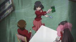 Paranoid Shiori