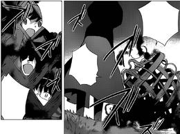Ayumi, Chihiro and Keima incapsulated