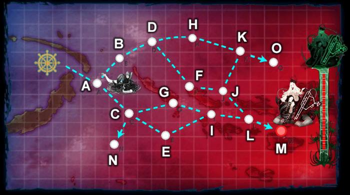 Spring 2016 E5 Map
