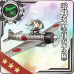 Máy bay tiêm kích Kiểu 0 Mẫu 21 (Tiểu đội Iwamoto)