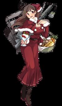 Mamiya Giáng sinh 2014