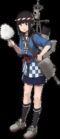 CG Fubuki Happi