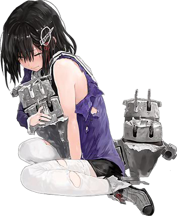 CA Haguro Kai Ni 194 Full Damaged