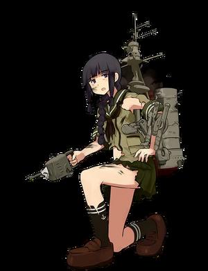 CL Kitakami 025 Full Damaged