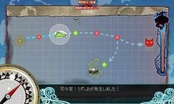 E-1 Map May Event
