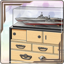 Submarine Carrier Drawer Card