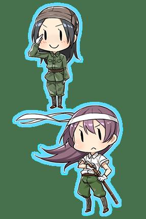 Toku Daihatsu Landing Craft + 11th Tank Regiment 230 Character