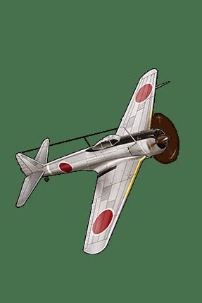 Type 1 Fighter Hayabusa Model II 221 Equipment