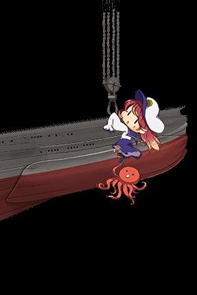 Anti-torpedo Bulge (Large) 073 Full