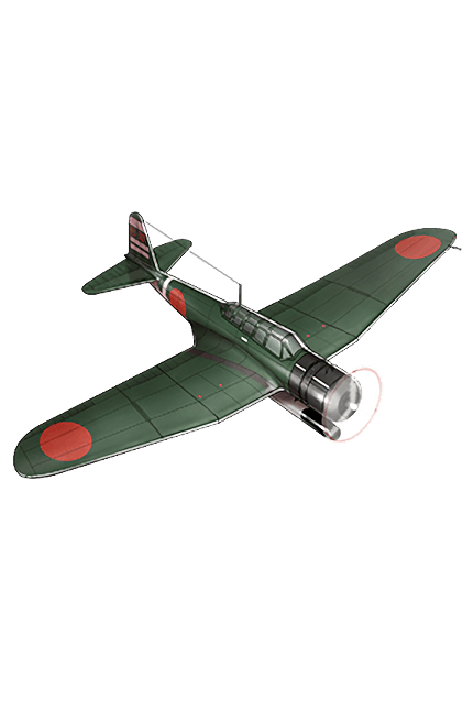 Type 97 Torpedo Bomber (Murata Squadron) 143 Equipment