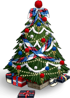 Tricolore Tree