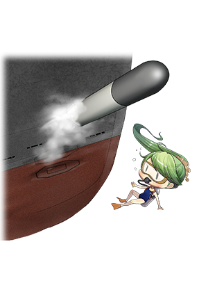 53cm Bow (Oxygen) Torpedo Mount 067 Full